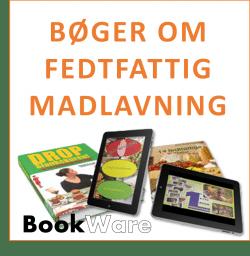 Her finder du vores e-bøger om fedtfattig mad og livsstil!
